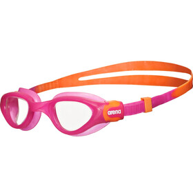arena Cruiser Soft Goggles Juniors fuchsia-clear-orange